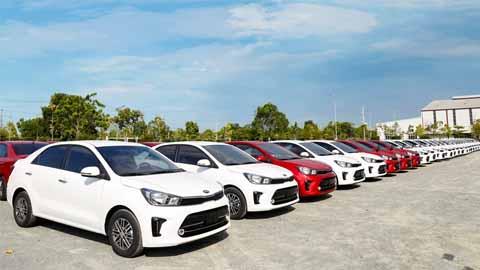 Top 5 xe ô tô mới có giá lăn bánh trong tầm giá 400 triệu đồng