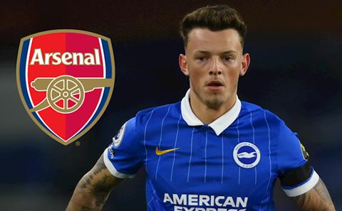 Ben White sẽ là người của Arsenal