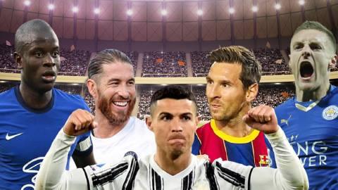 5 cầu thủ của các trận đấu lớn: Đỉnh nhất Ronaldo