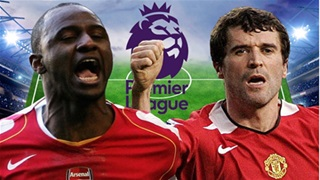Đội hình đội trưởng vĩ đại nhất ở lịch sử Ngoại hạng Anh