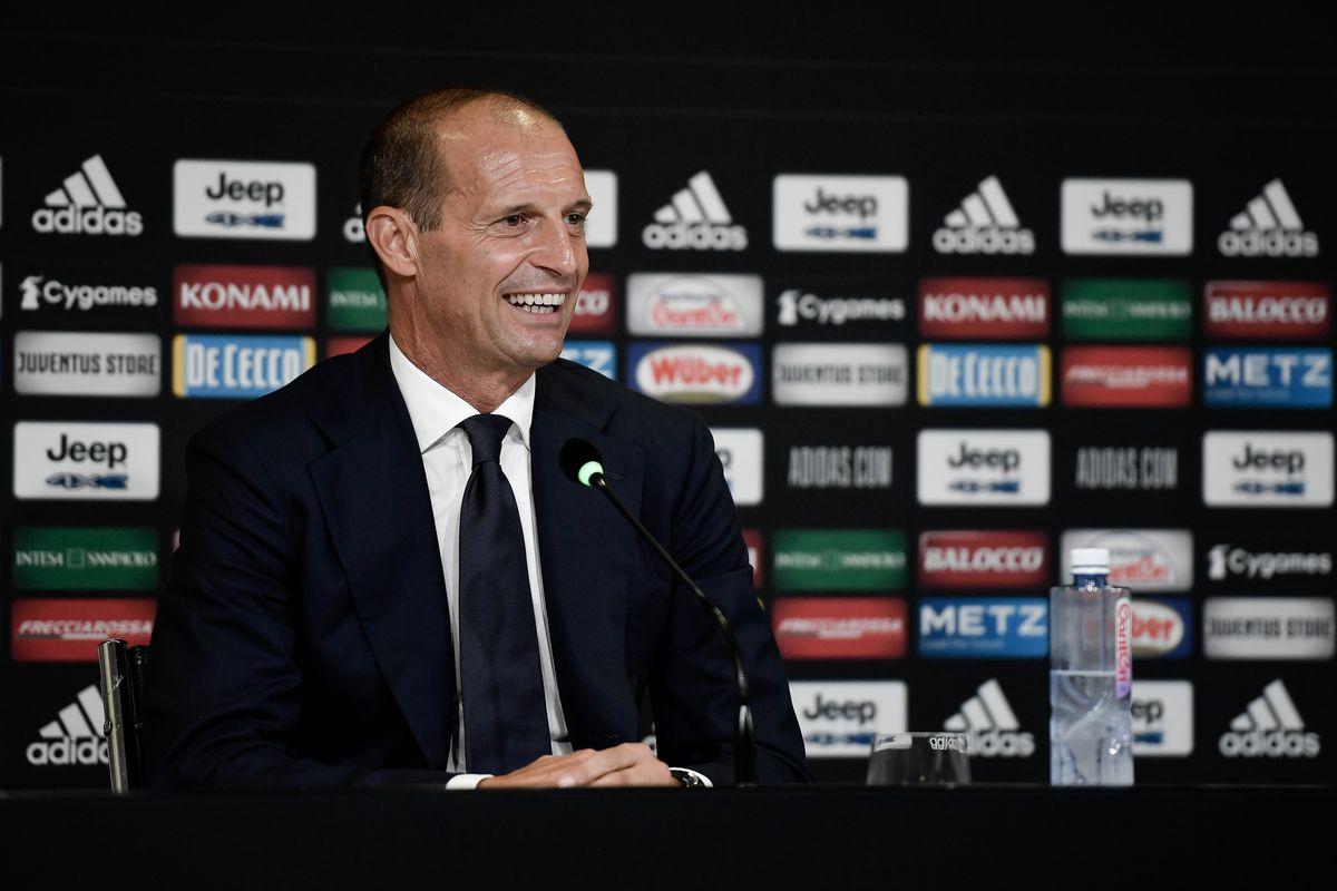 Allegri sẽ nỗ lực để giúp Juventus đòi lại vị thế ở mùa 2021/22