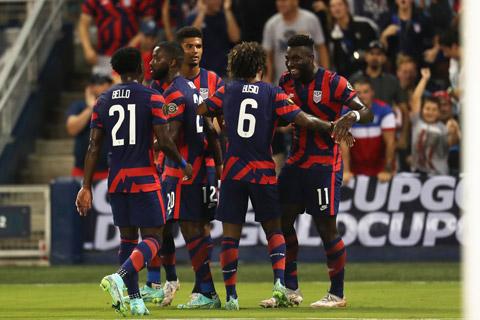Mỹ sẽ đánh bại Qatar để vào chung kết