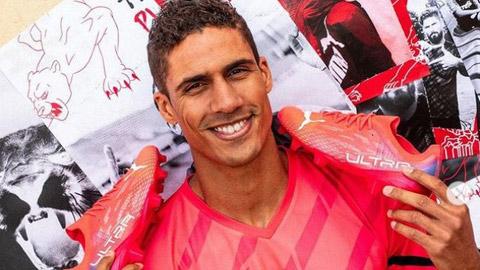 M.U có sự phục vụ của Raphael Varane: Quỷ đỏ hoàn thiện dần đội hình vô địch
