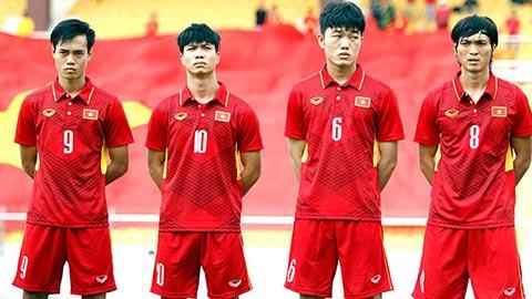 Nhóm cầu thủ HAGL, Bình Định sẽ hội quân sớm cùng ĐT Việt Nam