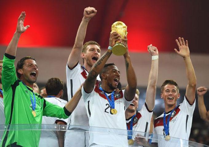 Vô địch World Cup 2014 là đỉnh cao nhất trong sự nghiệp của Boateng