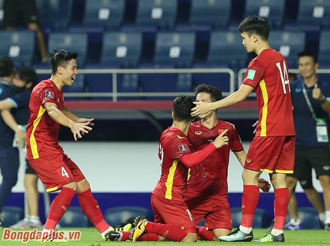 ĐT Việt Nam có sự chủ động trong tập luyện, thi đấu suốt 2 năm qua - Ảnh: Minh Anh