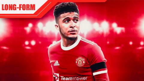 Jadon Sancho khoác áo Man United sẽ làm lợi cho những ai?