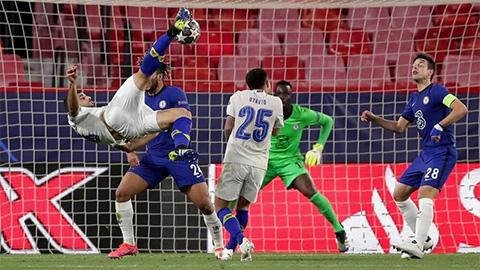 UEFA công bố bàn thắng đẹp nhất mùa 2020/21