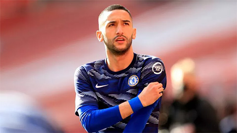 Tin giờ chót 29/7: Chelsea ra điều kiện để Milan có Ziyech