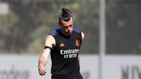 Bale mất số áo ưa thích ở Real Madrid