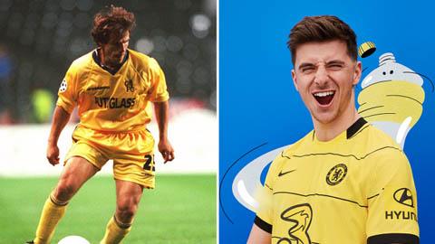 Chelsea ra mắt áo mới với màu sắc 'mượn' từ Dortmund