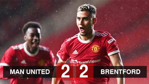 Kết quả Man United 2-2 Brentford: Pereira lập siêu phẩm, Quỷ đỏ không thắng trận giao hữu thứ 2 liên tiếp - x��� s��� ki���u m���