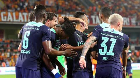 Lượt về vòng sơ loại thứ hai Champions League: Celtic bị loại sốc, PSV hủy diệt Galatasaray - x��� s��� ki���u m���