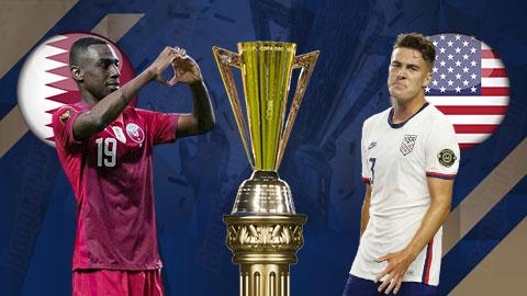 Trực tiếp Qatar vs Mỹ, 06h30 ngày 30/7
