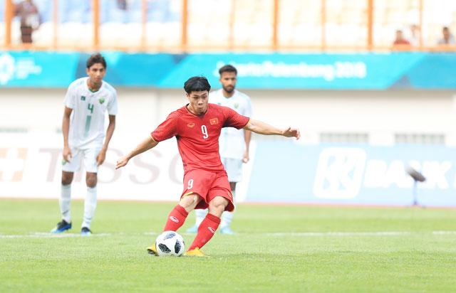Công Phượng rất quan trọng nhưng ĐT Việt Nam vẫn còn nhiều cầu thủ có thể thay thế - Ảnh: Phan Tùng