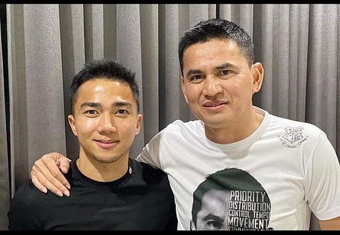 Từ đầu tháng 7, Chanathip đã công khai muốn HLV Kiatisak dẫn dắt Thái Lan thay ông Nishino