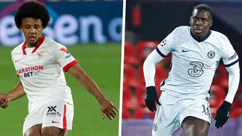 Tin giờ chót 30/7: Chelsea gặp khó vụ Kounde vì bị Zouma phá ngang