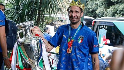 Chiellini chuẩn bị gia hạn hợp đồng với Juventus