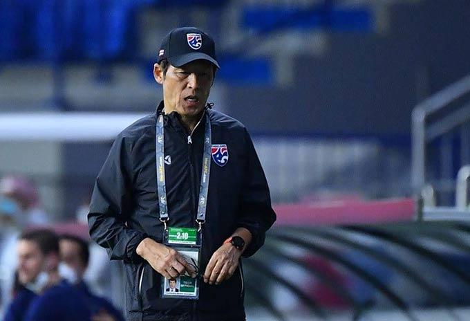 Sa thải HLV Nishino chưa hẳn đã giải quyết được vấn đề của bóng đá Thái Lan