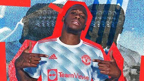 Man United công bố áo đấu sân khách mùa 2021/22 nhận vô số lời khen
