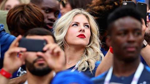 Camille Tytgat: Cô vợ hot girl của trung vệ Varane