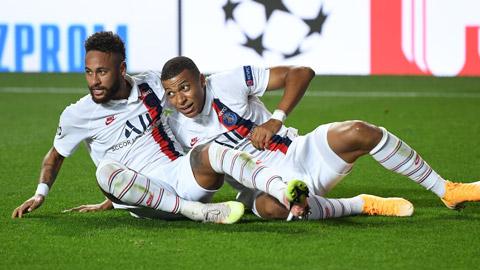Neymar và Mbappe: 'Chúng tôi muốn vô địch Champions League'