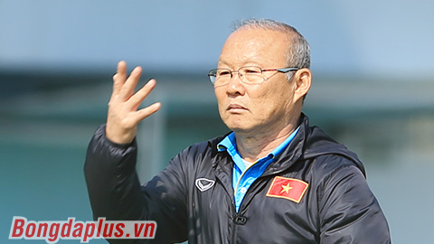 HLV Park Hang Seo muốn gia hạn thêm với ĐT Việt Nam