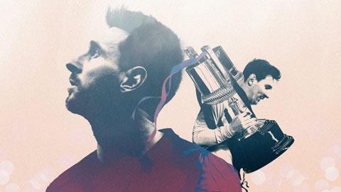 Barca và Argentina càng sa sút, Messi càng vĩ đại