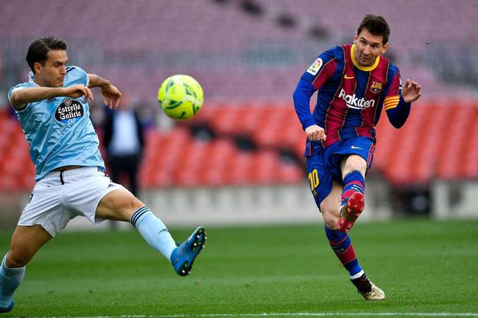 Messi vẫn là cầu thủ xuất sắc nhất thế giới ở tuổi 34
