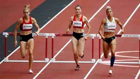 Olympic Tokyo 2020: Quách Thị Lan vào bán kết nội dung 400m rào