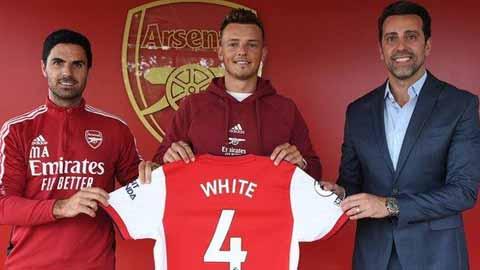 Arsenal có cần thiết bỏ ra 50 triệu bảng mua White?