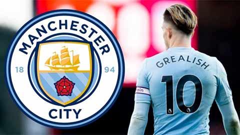 Thêm dấu hiệu tiết lộ Grealish sắp gia nhập Man City