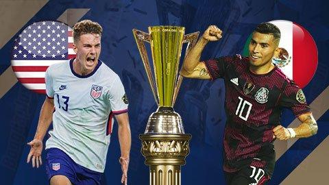 """Nhận định bóng đá Mỹ vs Mexico, 07h30 ngày 2/8: """"Ông trùm"""" Mexico"""