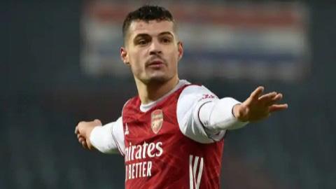 Arsenal tính tăng lương gấp rưỡi để giữ chân Xhaka trước sự ve vãn của Mourinho