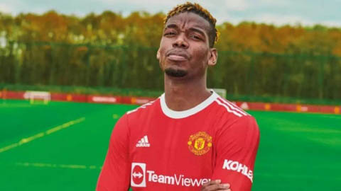Pogba thích thú khi Man United có Sancho và Varane nhưng vẫn không chắc ở lại