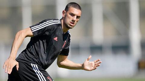 Juventus đòi 35 triệu euro cho Demiral