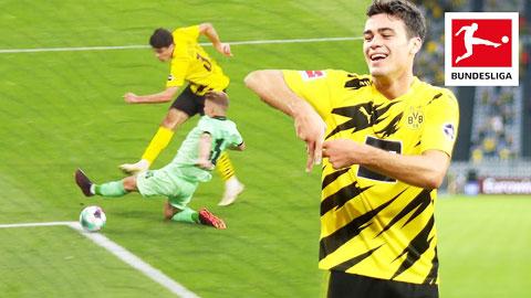 Mất Sancho, Dortmund vẫn còn Gio Reyna và Kamara