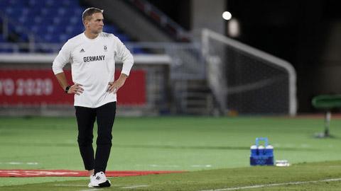 Thất bại thảm hại của Olympic Đức tại Thế vận hội Tokyo 2020 không có lỗi của HLV trưởng Stefan Kuntz, lỗi ở DFB