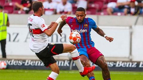 Điểm nhấn trận Stuttgart 0-3 Barca: Depay gợi nhớ đến Neymar