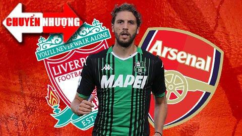 Tin chuyển nhượng 1/8: Liverpool tranh nhà vô địch EURO 2020 với Arsenal