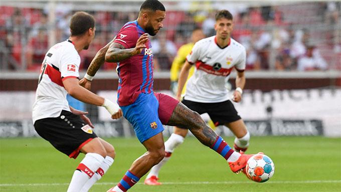Barca đã chấm dứt chuỗi trận bất bại liên tiếp của đại diện nước Đức