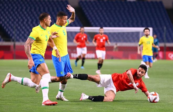 U23 Brazil rất khó bị đánh bại