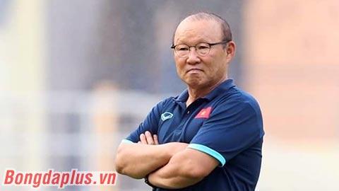 HLV Park Hang Seo dặn tuyển thủ Việt Nam thận trọng trước Trung Quốc
