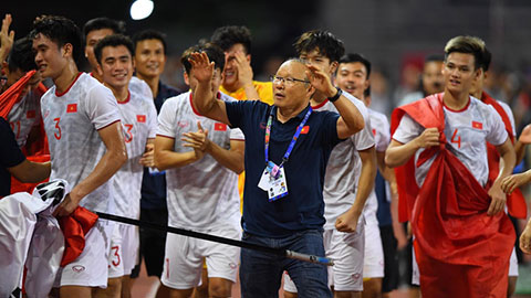 Giấc mơ World Cup từ đề xuất của ông Park Hang Seo