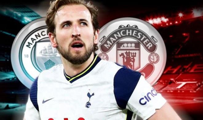 Harry Kane đừng mơ tưởng đến Man United hay Man City nếu Tottenham không bán vì anh còn 3 năm trong hợp đồng