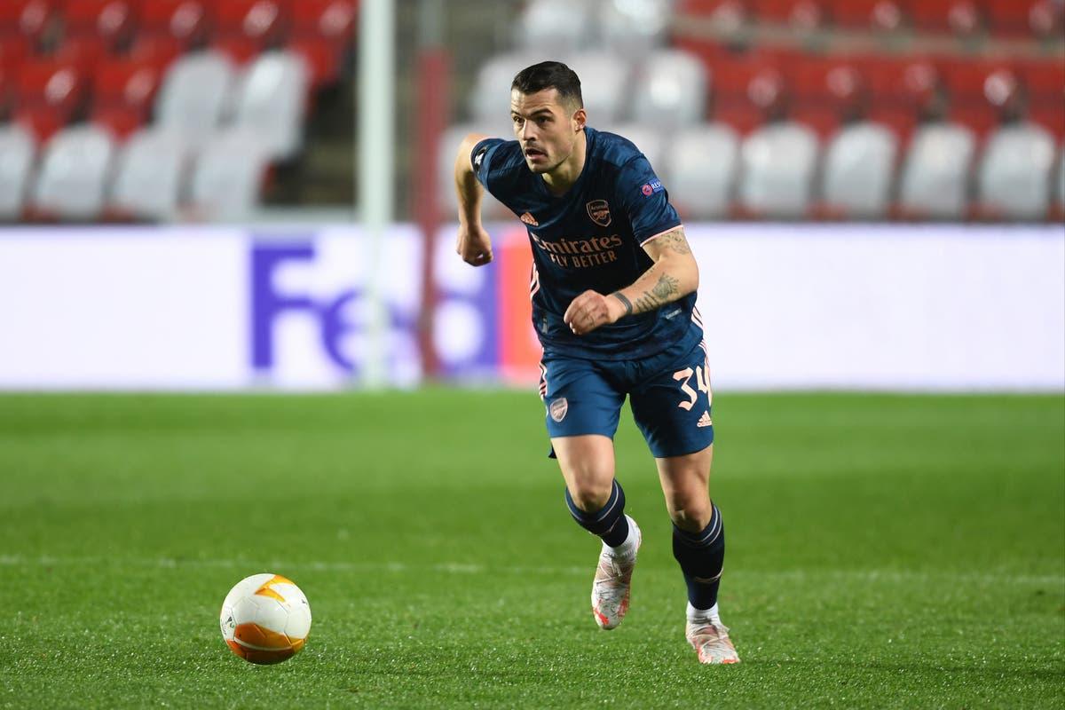 Mùa trước, Xhaka là cầu thủ thi đấu nhiều nhất và khiến Arsenal mạnh mẽ ở mặt trận tấn công cánh trái