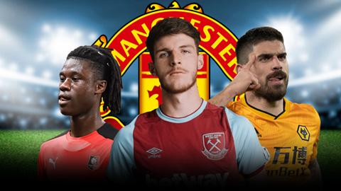 Man United vẫn cần mua một tiền vệ phòng ngự
