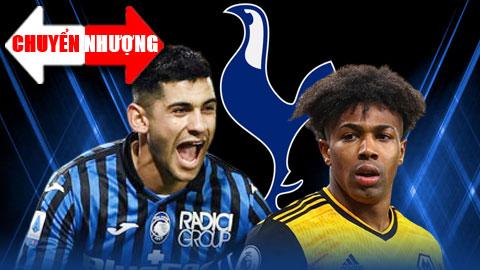 Tin chuyển nhượng 2/8: Tottenham muốn có 'Quái thú' Traore lẫn Romero