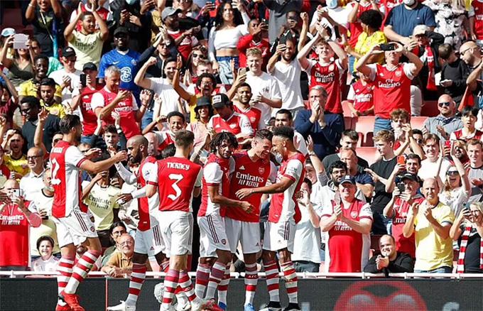 Xhaka vẫn quan trọng với Arsenal