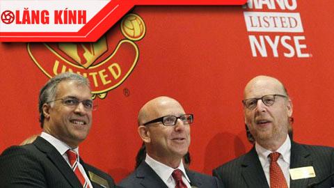 Vì sao đồng tiền của Man United không phát huy tác dụng?